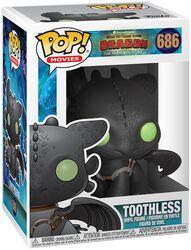 3 - Toothless Vinylfiguur 686