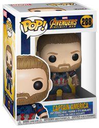 Infinity War - Captain America Vinylfiguur 288