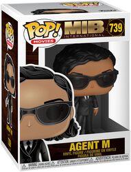 International - Agent M Vinylfiguur 739