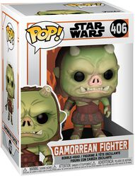 The Mandalorian - Gamorrean Fighter Vinylfiguur 406