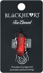 Fire Element Crystal Ring