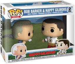 Happy Gilmore Bob Barker & Happy Gilmore Vinylfiguur