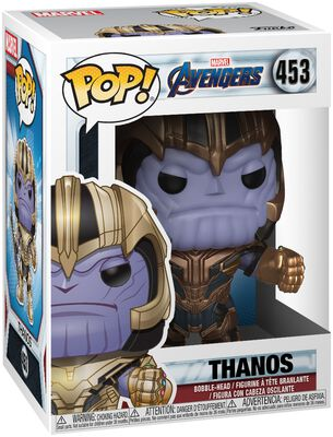 Endgame - Thanos Vinylfiguur 453