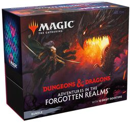 Dungeons And Dragons - Adventures in the Forgotten Realm - Bundle englisch