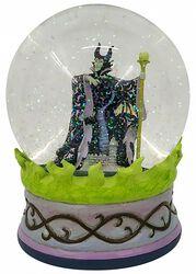 Maleficent Snowglobe