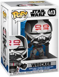 Clone Wars - Wrecker vinylfiguur 413
