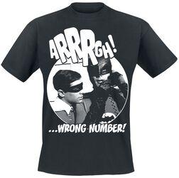 Arrrgh - Wrong Number