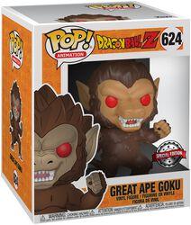Z - Great Ape Goku (Oversize) Vinylfiguur 624