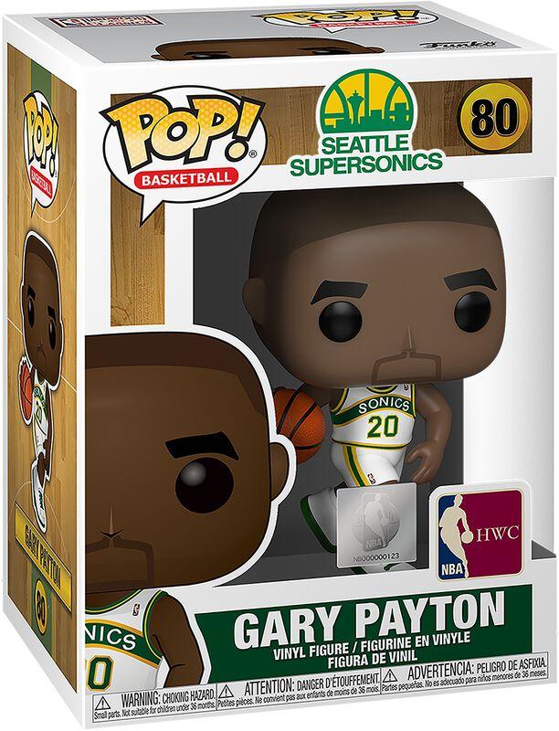 Seattle SuperSonics - Gary Payton - Vinylfiguur 80