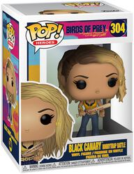 Black Canary Boobytrap Battle Vinylfiguur 304