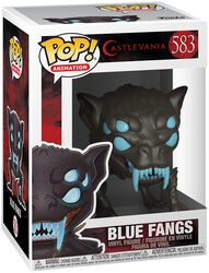 Blue Fangs Vinylfiguur 583