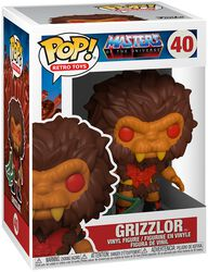 Grizzlor Vinylfiguur 40