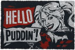 Hello Puddin'!