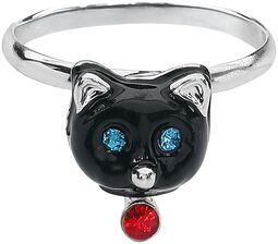 Cute Cat with Bell Ring