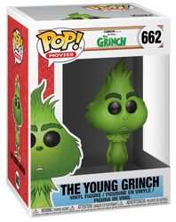 The Young Grinch Vinylfiguur 662