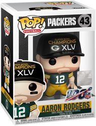 Packers - Aaron Rodgers Vinylfiguur 43