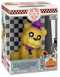 Arcade Vinyl - Golden Freddy Vinylfiguur 05