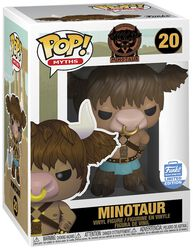 Myths - Minotaur (Funko Shop Europe) Vinylfiguur 20