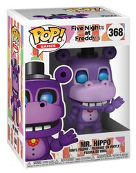 Pizza Sim - Mr. Hippo Vinylfiguur 368