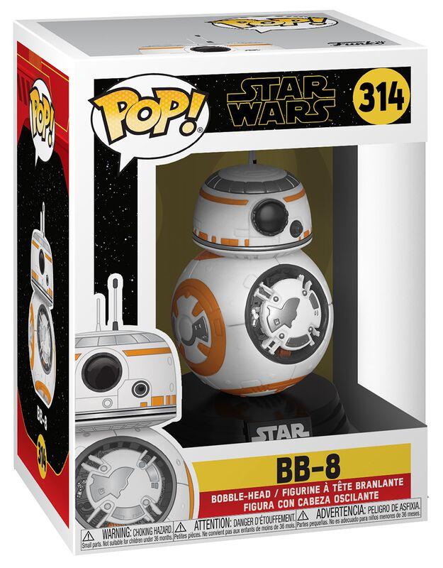 Episode 9 - The Rise of Skywalker - BB-8 Vinylfiguur 314