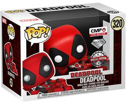 Deadpool (Glitter Diamond Edition) Vinylfiguur 320