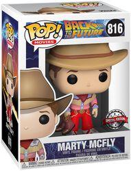 Marty McFly Vinylfiguur 816