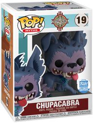 Chupacabra (Funko Shop Europe) Vinylfiguur 19