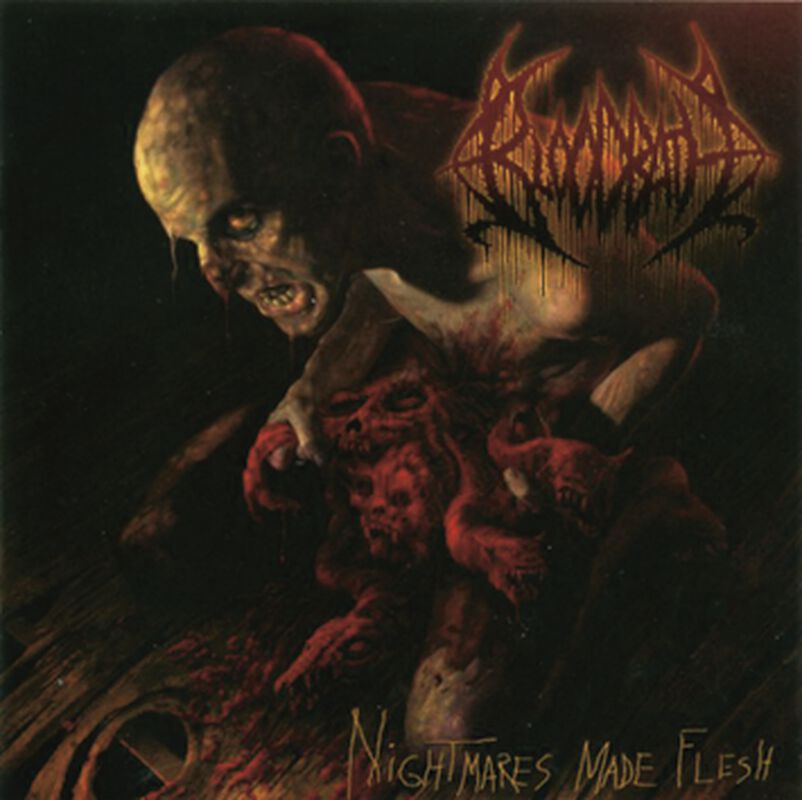 Nightmares made flesh