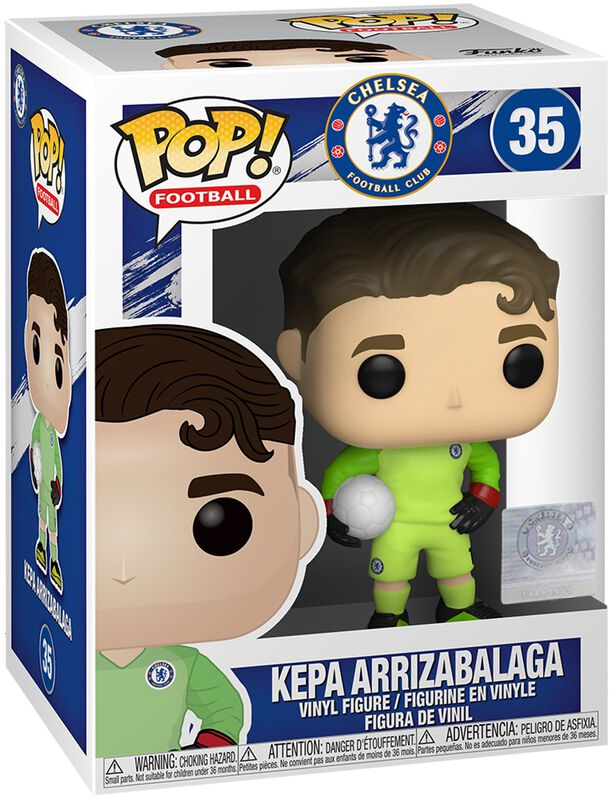 Football FC Chelsea - Kepa Arrizabalaga Vinylfiguur 35