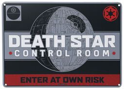 Death Star Control Room