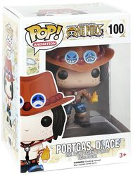Portgas D. Ace Vinylfiguur 100