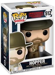 Hopper with Donut (kans op Chase) Vinylfiguur 512
