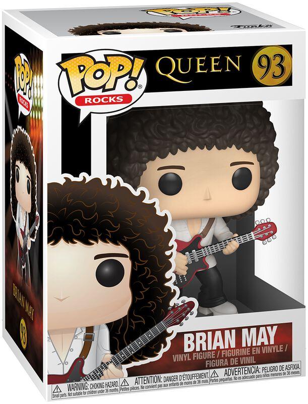 Brian May Rocks Vinylfiguur 93