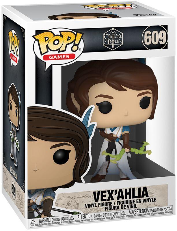 Vox Machina - Vex'ahlia Vinylfiguur 609