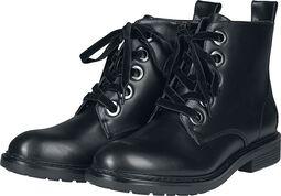 Velvet Lace Boot
