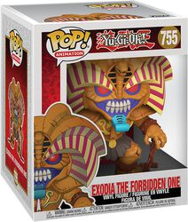 Exodia the Forbidden One (Oversize figuur) Vinylfiguur 755