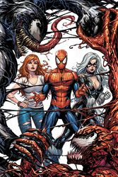 Venom and Carnage Fight