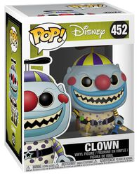 Clown Vinylfiguur 452