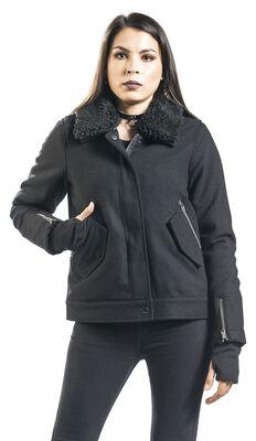 Falcon Jacket Women Solid