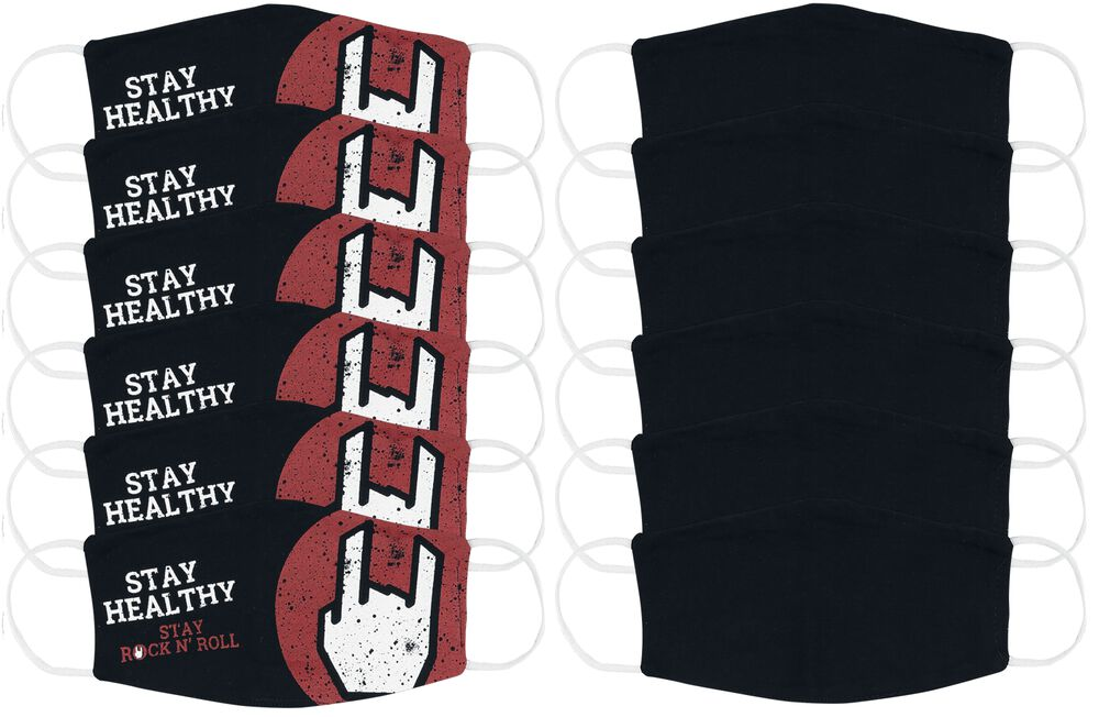 Stay Safe - Bundle of 12 - Small Size