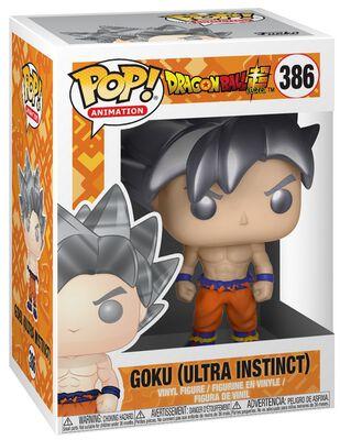 Super - Goku (Ultra Instinct) Vinyl Figure 386