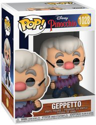 80th Anniversary - Gepetto Vinylfiguur 1028