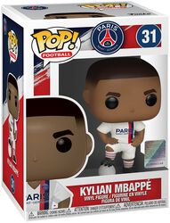 Football Paris Saint-Germain - Kylian Mbappé (Third Kit) - Vinylfiguur 31