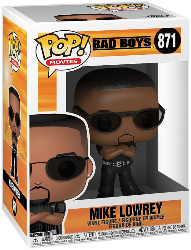 Bad Boys Mike Lowrey Vinylfiguur 871