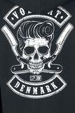 Denmark Skull