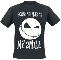 Scaring Makes Me Smile