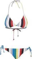 Ladies Stripe Bikini