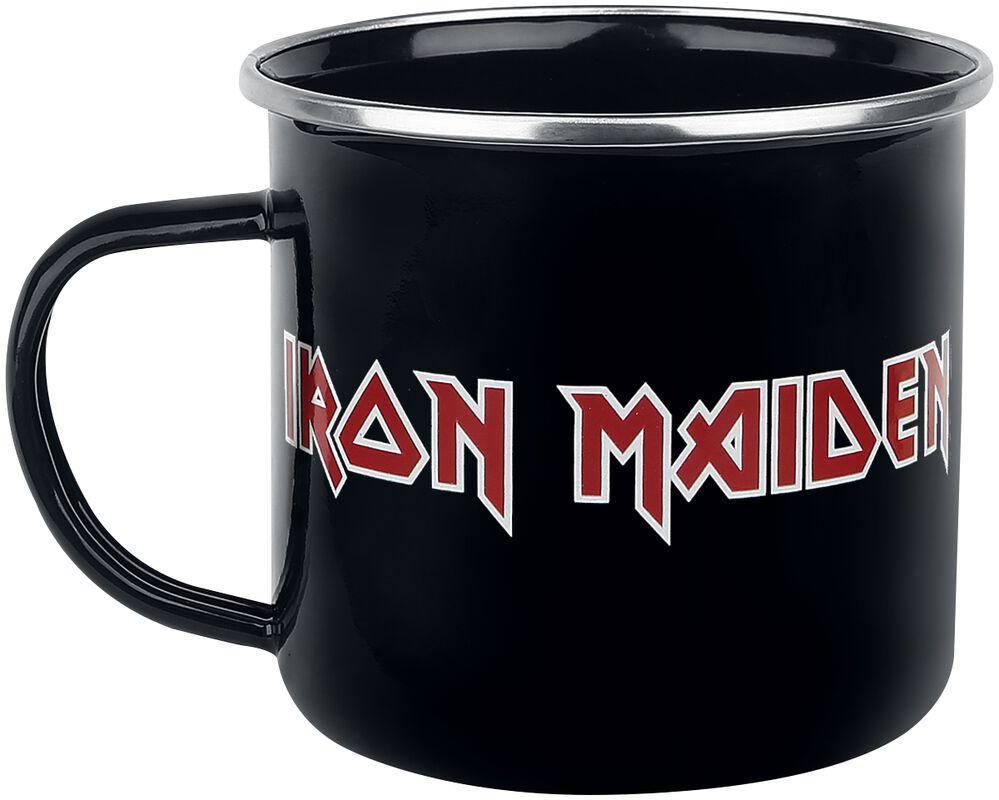 Logo - Emaille Mug