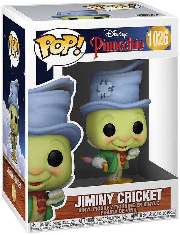 80th Anniversary - Jiminy Crickey Vinylfiguur 1026