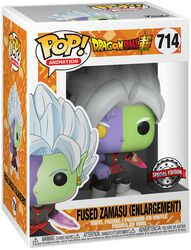 Super - Fused Zamasu (Enlargement) Vinylfiguur 714